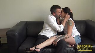 Energized amateur gets the dick in merciless cam scenes