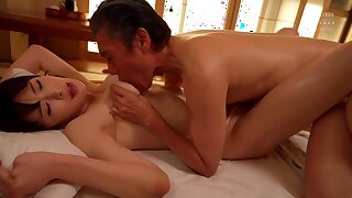 Old/Young Asian Sex